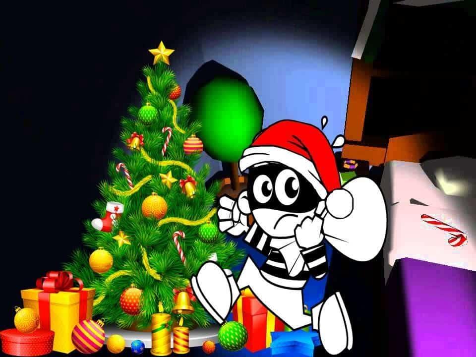 Como evitar los robos en navidad - prevención contra los hurtos y robos en navidad