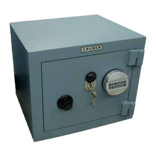 C40 - Caja fuerte pequeña sobreponer