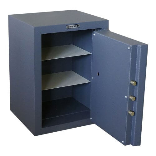 Como abrir una caja fuerte - Cajas fuertes de sobreponer C62E - Cajas fuertes con ranura C62E