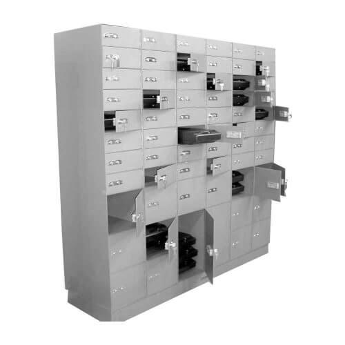B02 - Compartimento de seguridad reforzado