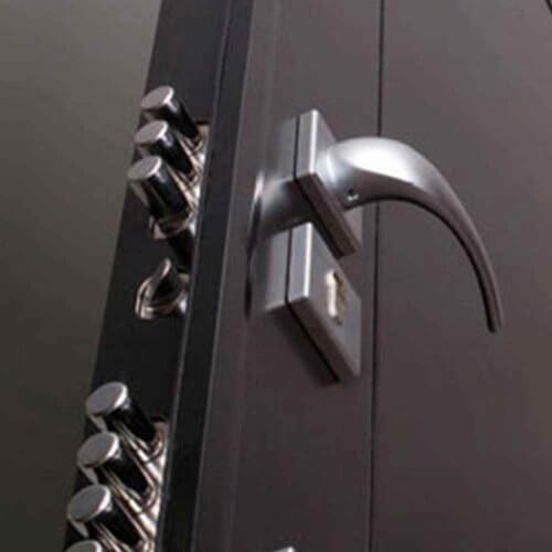Grado 5 - Puertas blindadas Grado 5