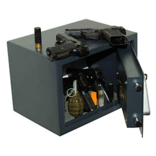 Normativas para armeros armas largas y cortas UNE EN 1143-1 - MOD310 - Armero para armas largas Grado 3 - Armero para armas cortas Grado 3 MOD310