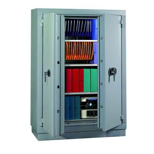 PD750 - Caja fuerte con resistencia al fuego para documentos 120 minutos