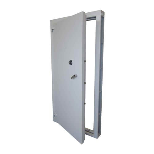 PI10 - Puerta metálica acorazada ignífuga