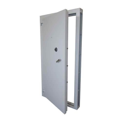 PE20 - Puerta metálica de seguridad ignífuga