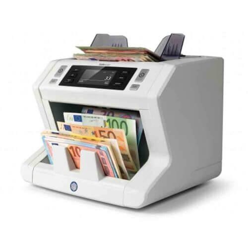 Contadoras de billetes Safescan 2665S