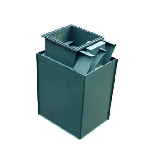 SC2 - Caja fuerte de suelo Grado 4