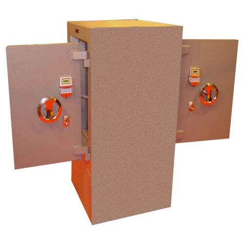 Cajas fuertes de depósito TRANS140