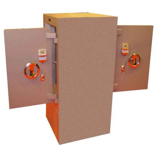 Cajas fuertes de depósito TRANS80