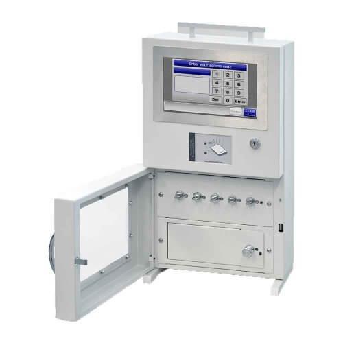 Cajas fuertes autónomas de llaves Q10LOX