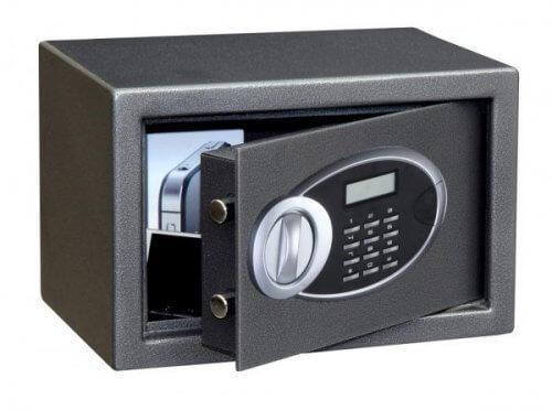 Caja de seguridad electrónica SS0101E