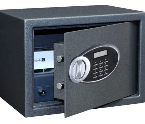 Caja de seguridad digital SS0102E
