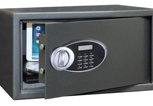 Caja seguridad combinación digital SS0103E