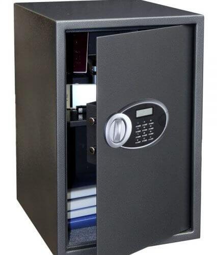 Caja de hotel combinación digital SS0104E